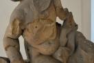 90/16 Schloss Solitude Skulptur