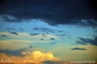 13/4 Wolken